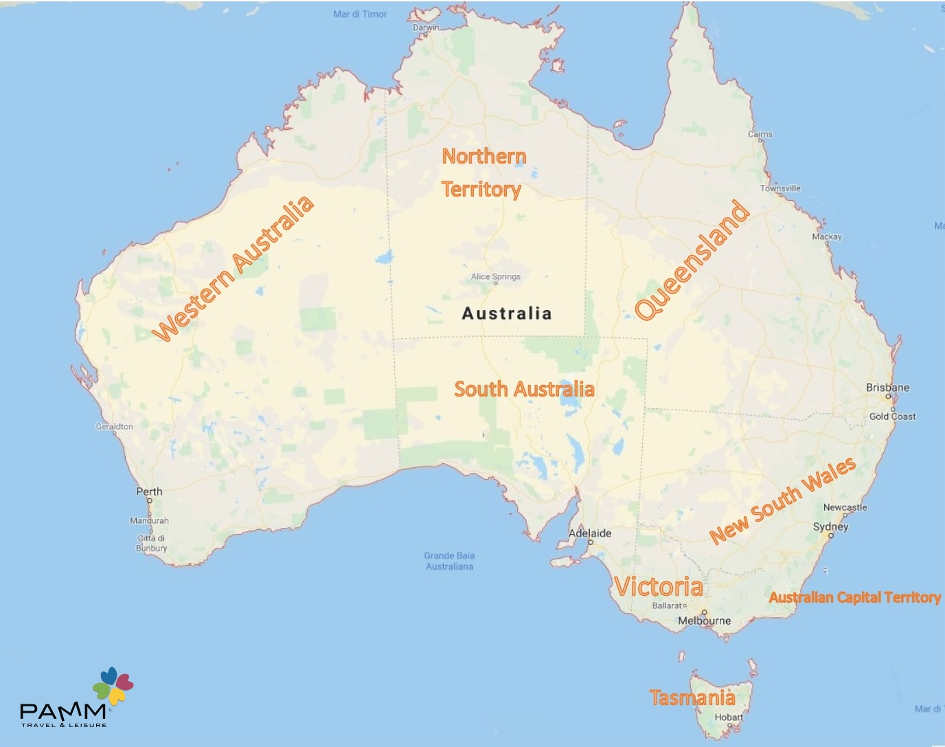 Australia Scegliere i Voli e la Durata del Viaggio