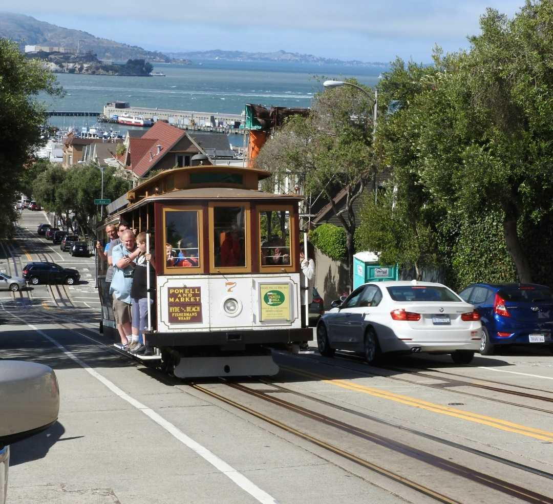 Viaggi Usa San Francisco Pamm Travel