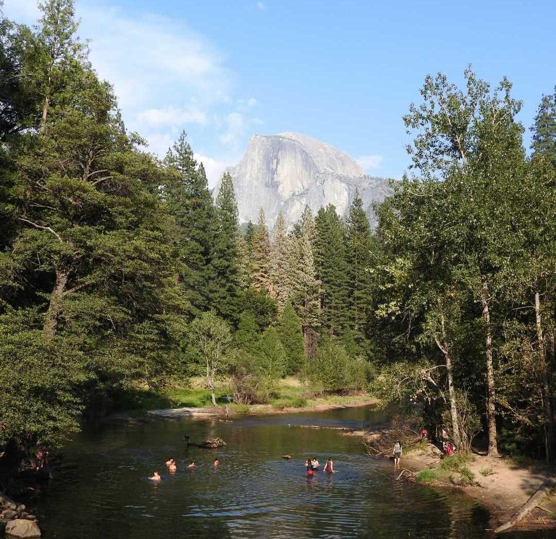 Viaggi Usa Yosemite National Park Pamm Travel