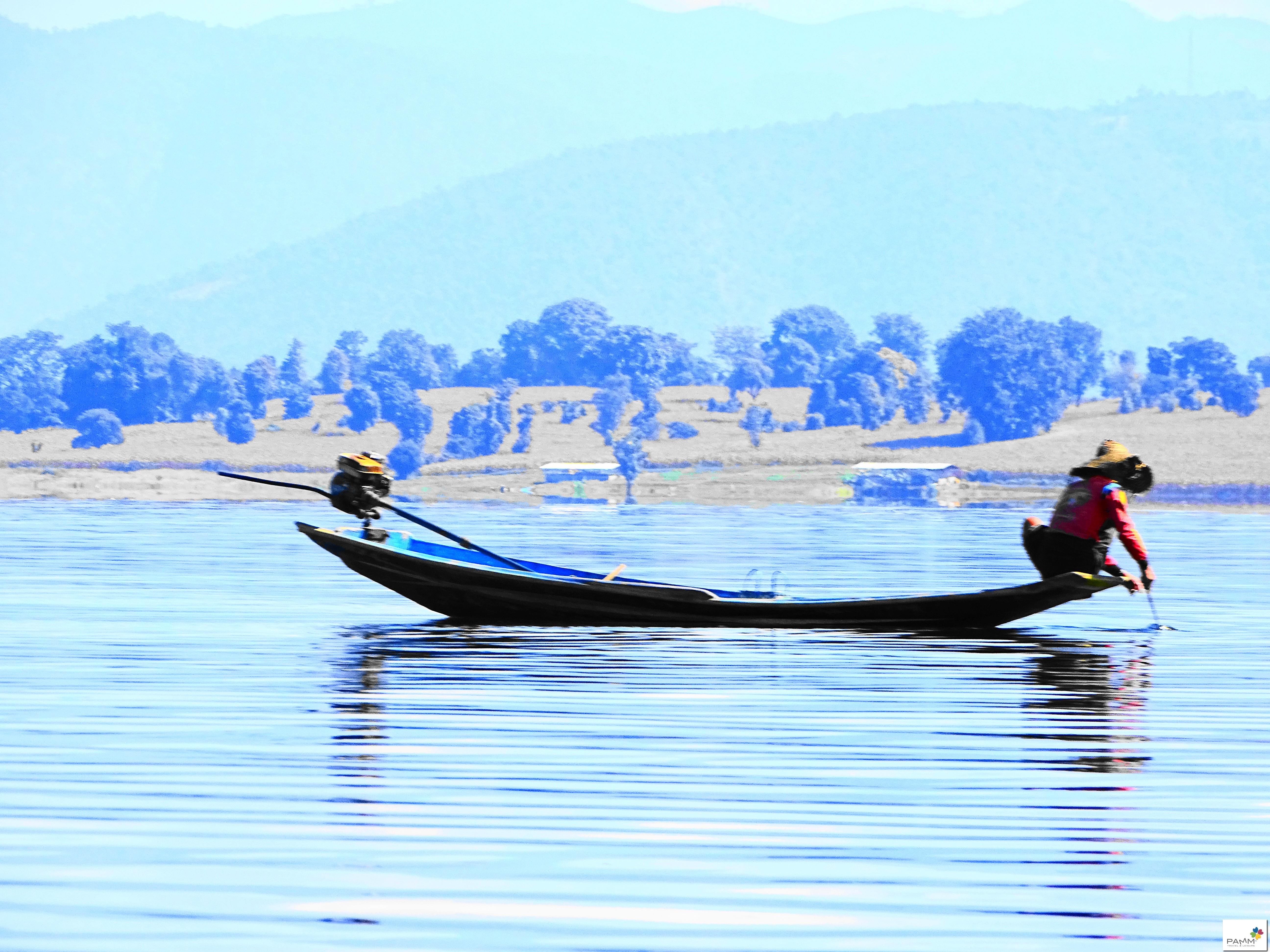 Myanmar Il Lago Inle e i suoi Perchè