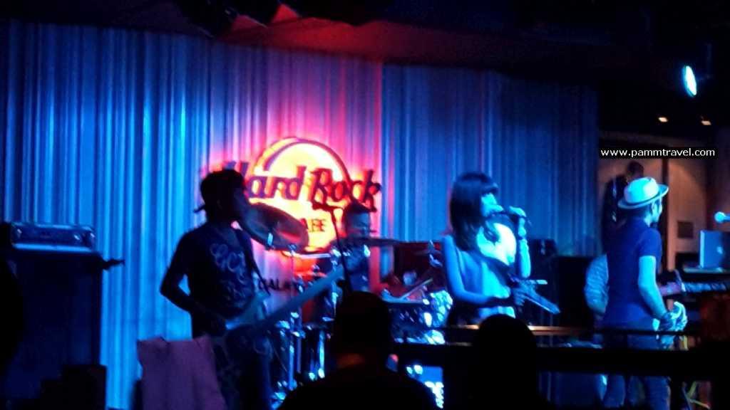 Kuala Lumpur Hard Rock Cafe Pamm Travel