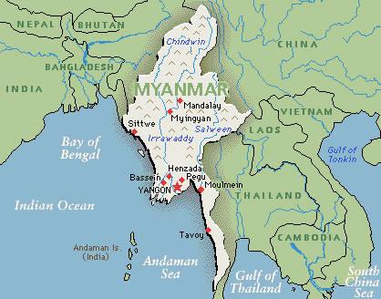 Myanmar Visto info utili