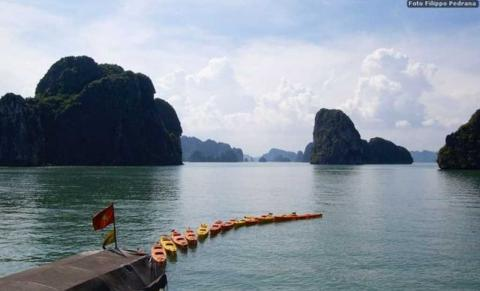 Viaggio In Vietnam Halong Bay Pamm Travel