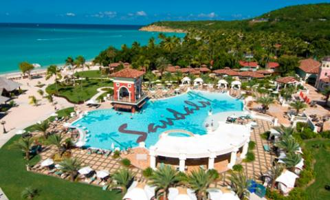 Sandals Grande Antigua Resort & Spa All Inclusive