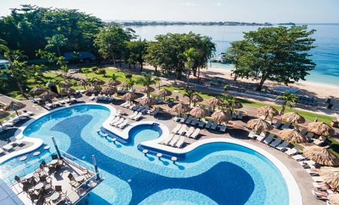 Jamaica RIU Club Negril All Inclusive